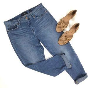 Lucky Brand Brooke Crop skinny jeans